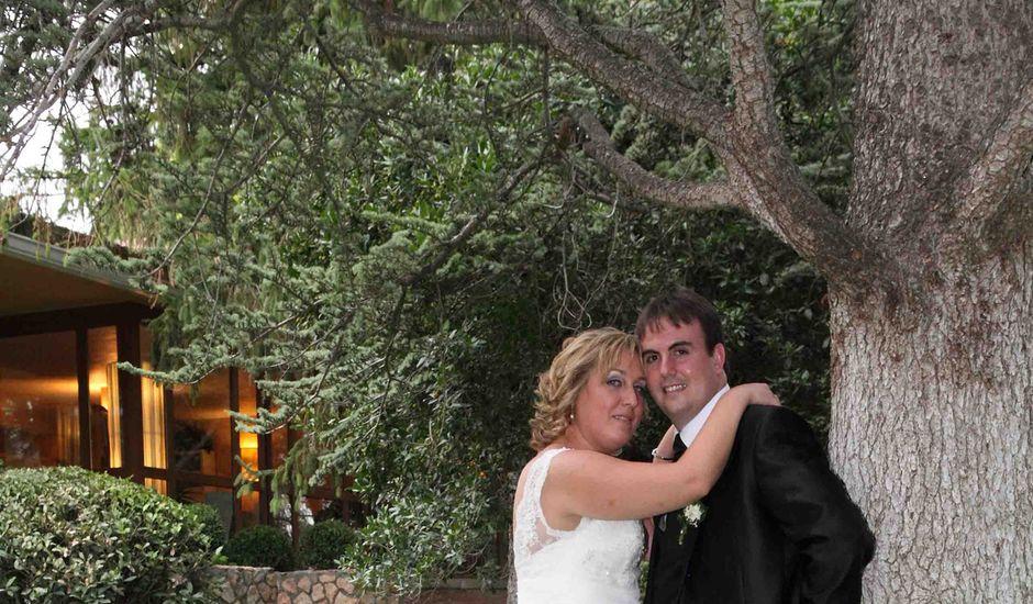La boda de Tomás y Sonia en San Agustin De Guadalix, Madrid