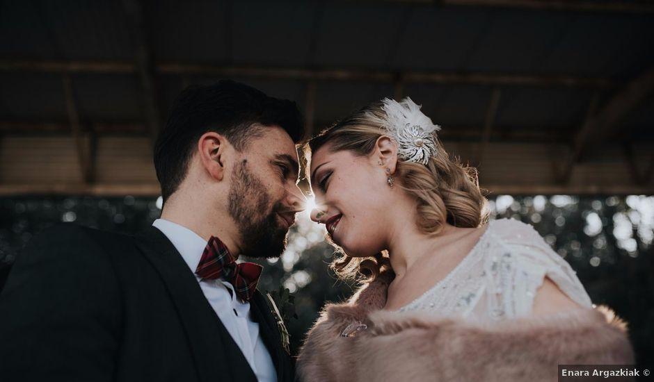 La boda de Oskar y Naiara en Tolosa, Guipúzcoa