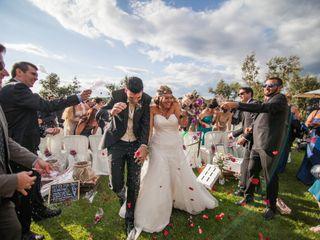 La boda de Núria y Manu