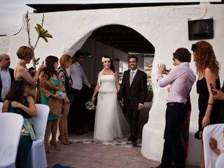 La boda de María del Mar y David 2