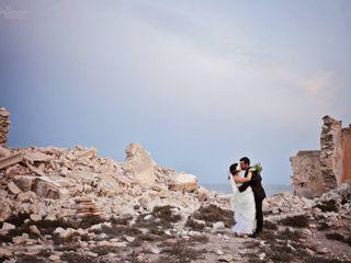 La boda de María del Mar y David