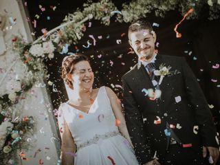 La boda de Laia y Borja