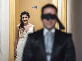 La boda de Taty y Emi