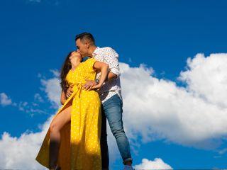 La boda de Cristina y Álvaro 1