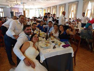 La boda de Elena Otero y Marcos Estevez 1