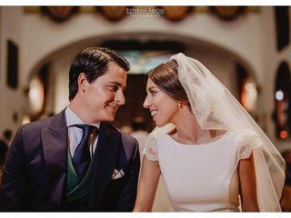 La boda de Javier y Isabel 1