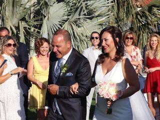 La boda de Antonio  y Pino