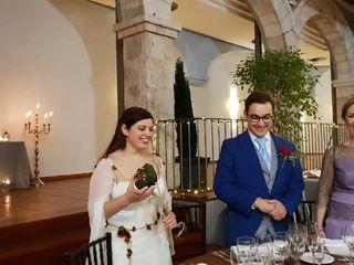 La boda de Becky y Daniel
