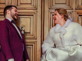 La boda de Monica y Rogelio