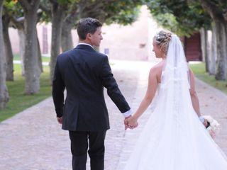 La boda de Andrea  y Pablo  1