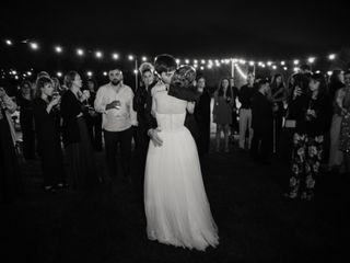 La boda de Marta y Agus