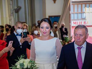La boda de Beatriz y Rolando 1
