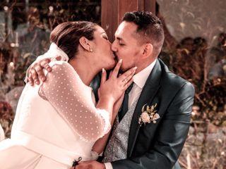 La boda de Beatriz y Rolando