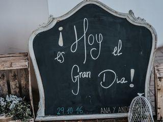 La boda de Ana y Andrés 1
