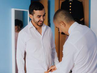 La boda de Cristina y Álvaro 2