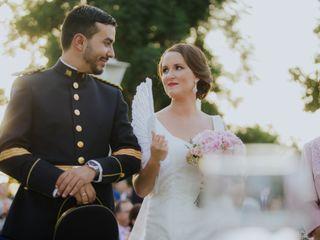 La boda de Cristina y Álvaro