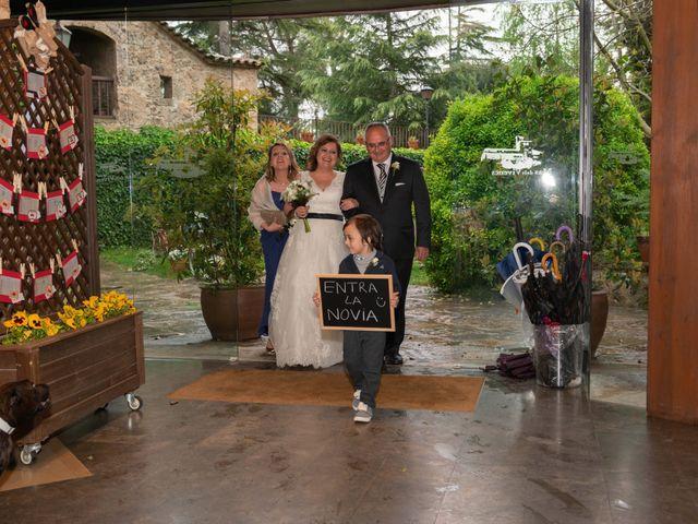 La boda de Álvaro y Tere en La Pobla De Claramunt, Barcelona 38