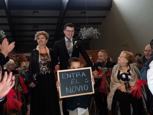 La boda de Álvaro y Tere en La Pobla De Claramunt, Barcelona 39