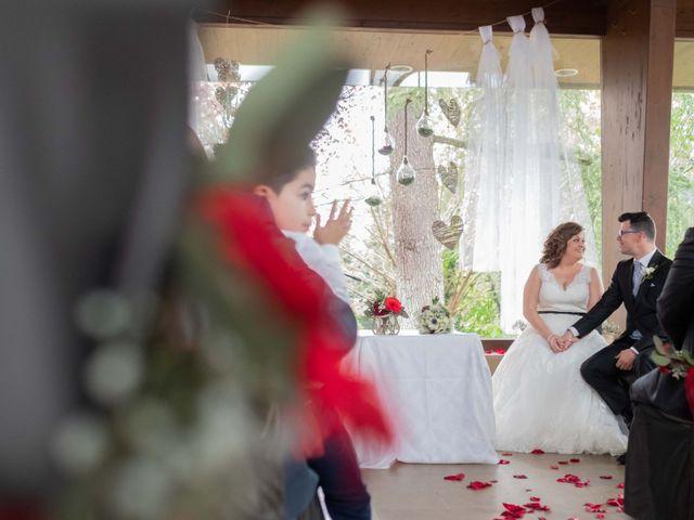 La boda de Álvaro y Tere en La Pobla De Claramunt, Barcelona 41
