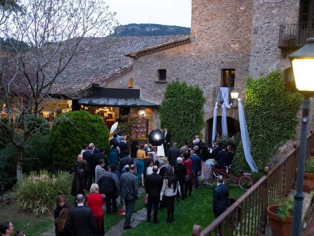 La boda de Álvaro y Tere en La Pobla De Claramunt, Barcelona 56