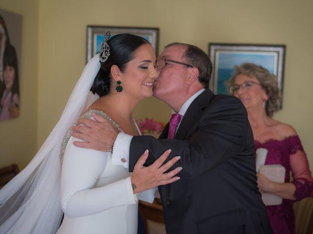 La boda de Miguel Ángel y Mercedes en Sevilla, Sevilla 22