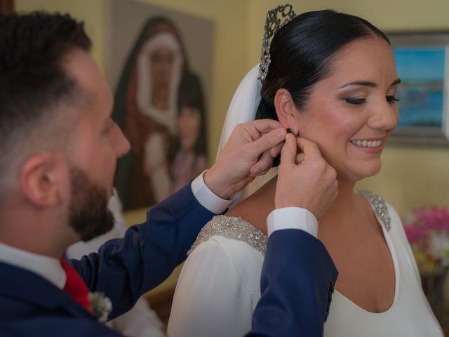 La boda de Miguel Ángel y Mercedes en Sevilla, Sevilla 23