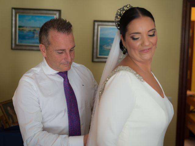 La boda de Miguel Ángel y Mercedes en Sevilla, Sevilla 25