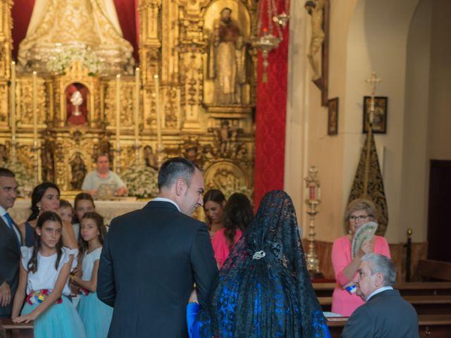 La boda de Miguel Ángel y Mercedes en Sevilla, Sevilla 34