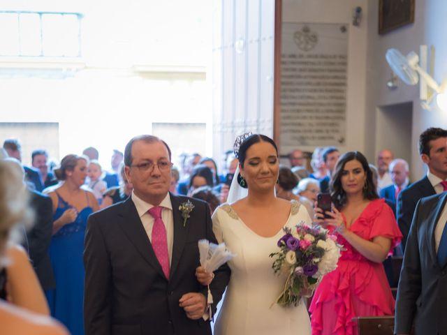 La boda de Miguel Ángel y Mercedes en Sevilla, Sevilla 39