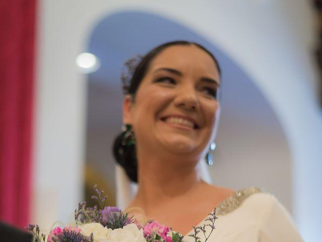 La boda de Miguel Ángel y Mercedes en Sevilla, Sevilla 42