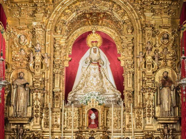 La boda de Miguel Ángel y Mercedes en Sevilla, Sevilla 44