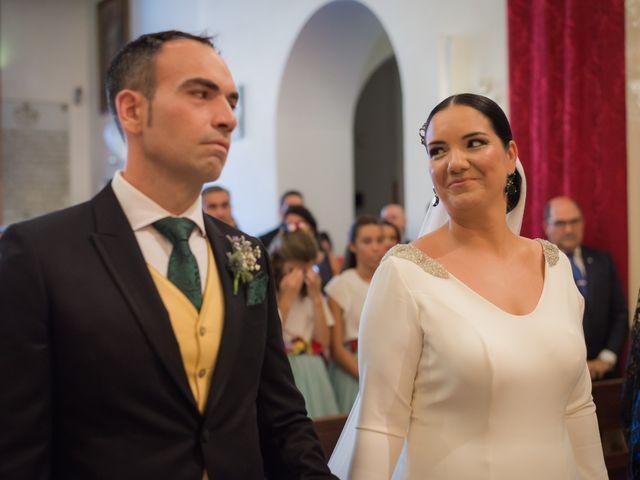 La boda de Miguel Ángel y Mercedes en Sevilla, Sevilla 45