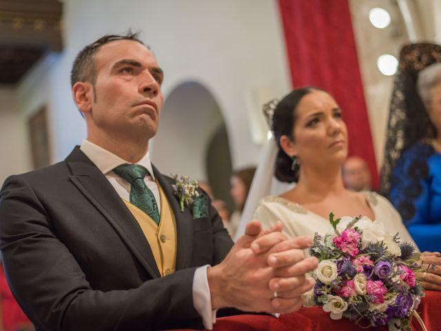 La boda de Miguel Ángel y Mercedes en Sevilla, Sevilla 46