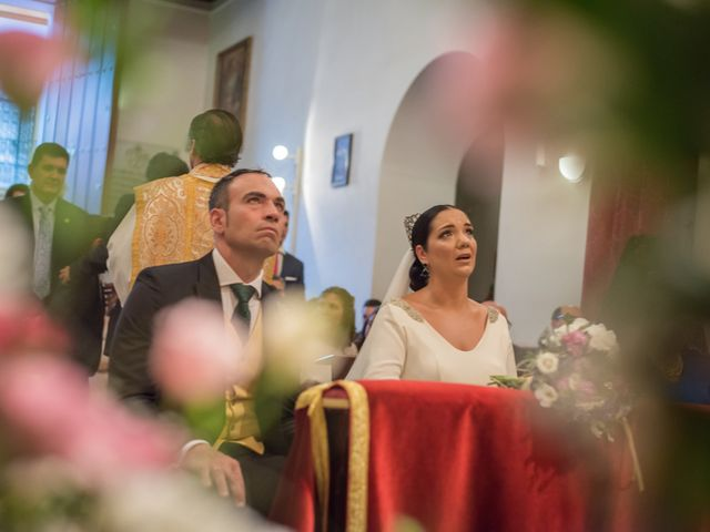 La boda de Miguel Ángel y Mercedes en Sevilla, Sevilla 49
