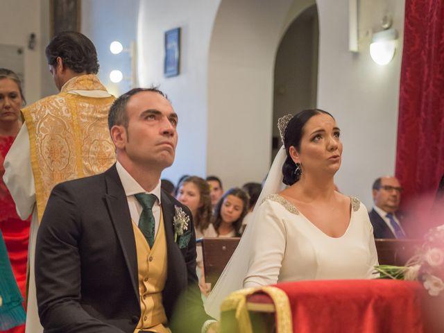La boda de Miguel Ángel y Mercedes en Sevilla, Sevilla 50