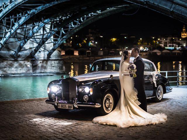 La boda de Mercedes y Miguel Ángel