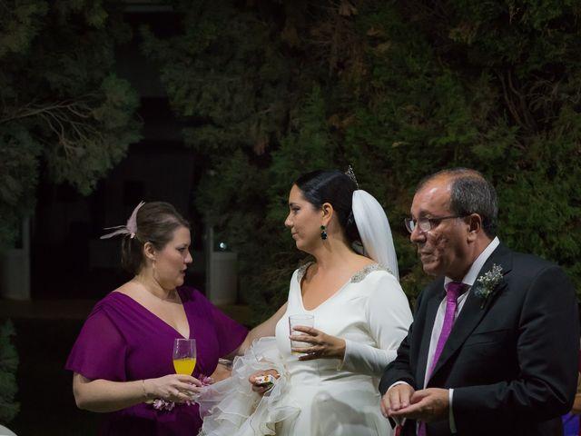 La boda de Miguel Ángel y Mercedes en Sevilla, Sevilla 69
