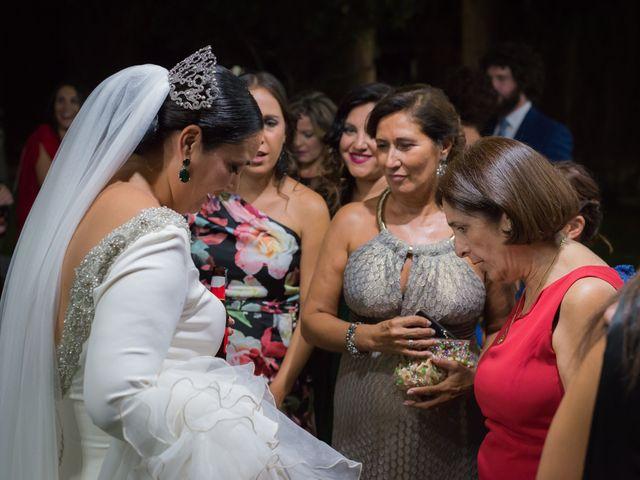 La boda de Miguel Ángel y Mercedes en Sevilla, Sevilla 70