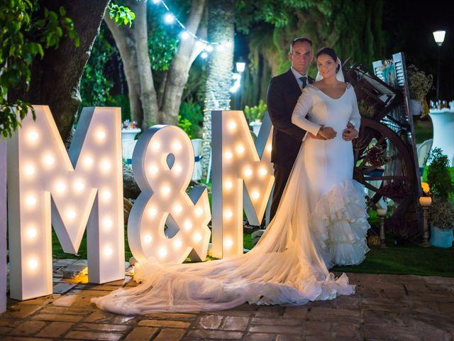 La boda de Miguel Ángel y Mercedes en Sevilla, Sevilla 2