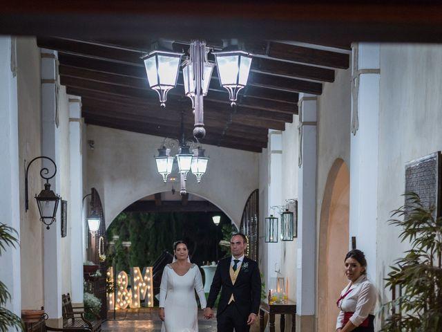 La boda de Miguel Ángel y Mercedes en Sevilla, Sevilla 75