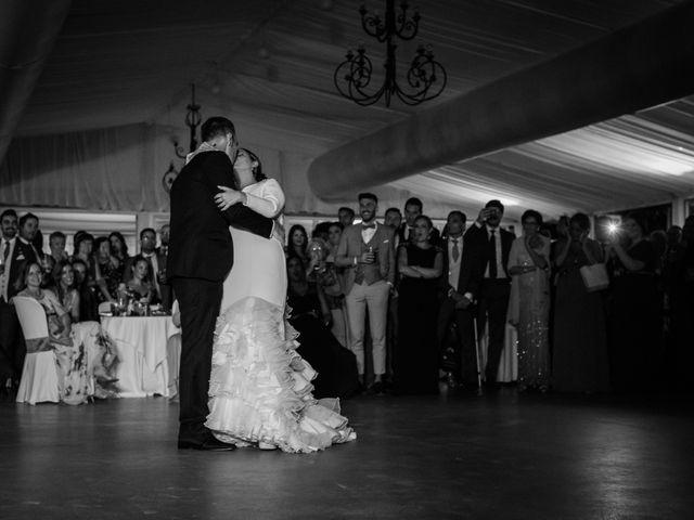 La boda de Miguel Ángel y Mercedes en Sevilla, Sevilla 82