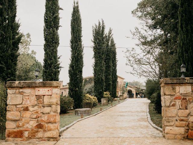 La boda de Joan y Rosa en Sils, Girona 1