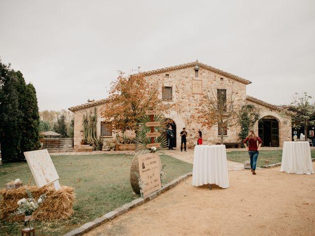 La boda de Joan y Rosa en Sils, Girona 2