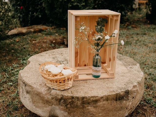 La boda de Joan y Rosa en Sils, Girona 8