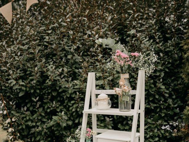 La boda de Joan y Rosa en Sils, Girona 11