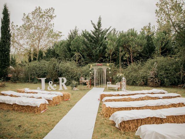 La boda de Joan y Rosa en Sils, Girona 17