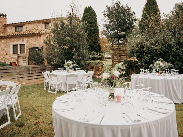 La boda de Joan y Rosa en Sils, Girona 19
