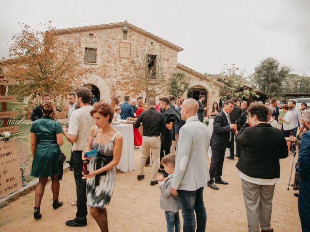 La boda de Joan y Rosa en Sils, Girona 43