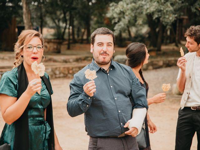 La boda de Joan y Rosa en Sils, Girona 49