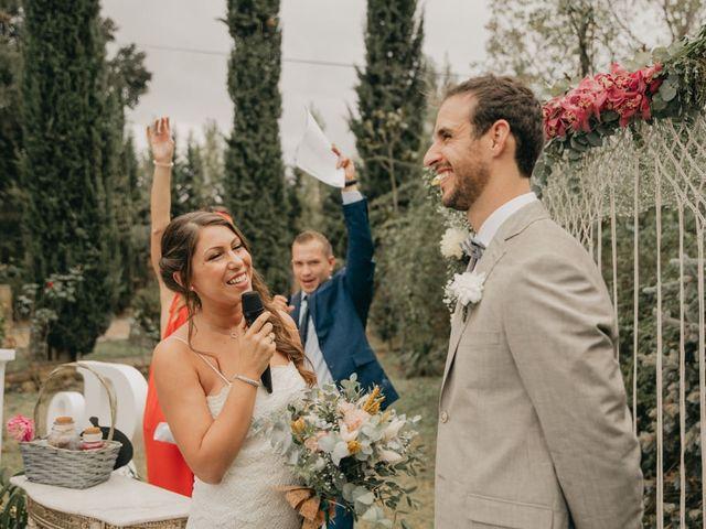 La boda de Joan y Rosa en Sils, Girona 73
